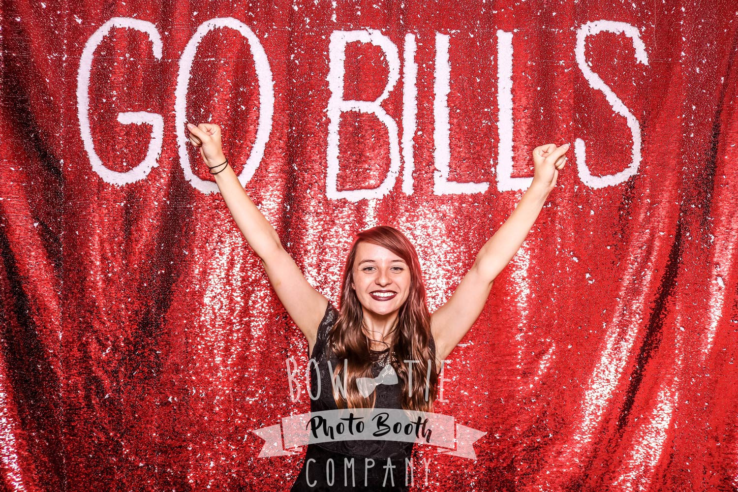 White-Red-Sequin-Photo-Booth-Buffalo-1